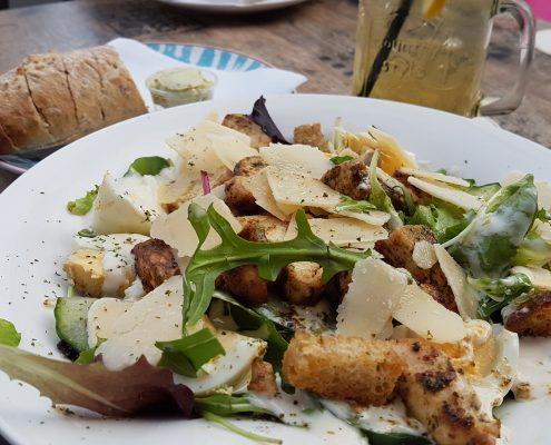 Proef onze heerlijke Caesar Salade